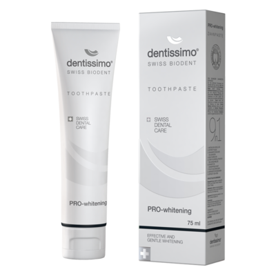 DENTISSIMO PRO-whitening 75 ml