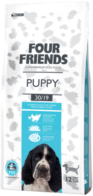 Four Friends Puppy 12 kg.