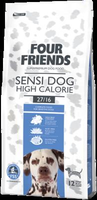 Four Friends sensi dog high calorie 12 kg.