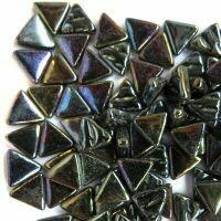 Iridised black, 10mm