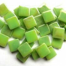Mint Green Iridised
