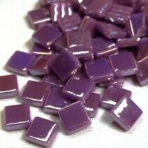 Purple Iridised