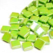 New Green Iridized