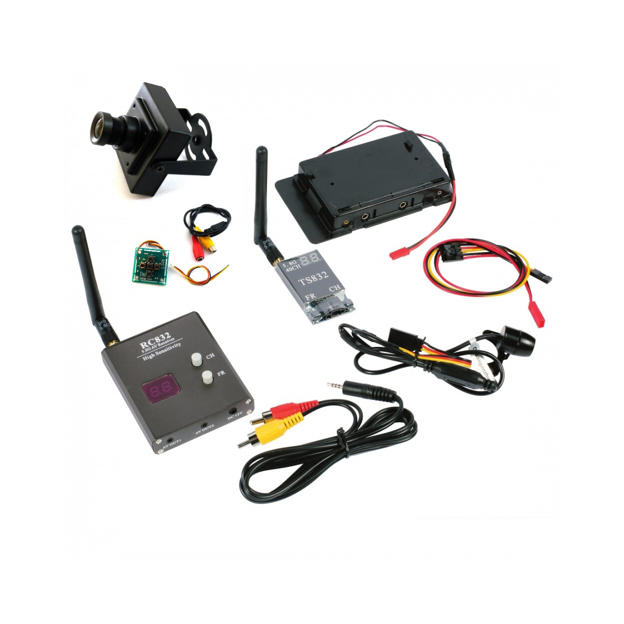 Pitsco TETRIX 39683 Набор беспроводной камеры