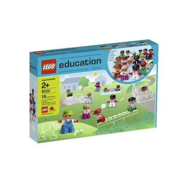 LEGO 9222 Люди мира DUPLO