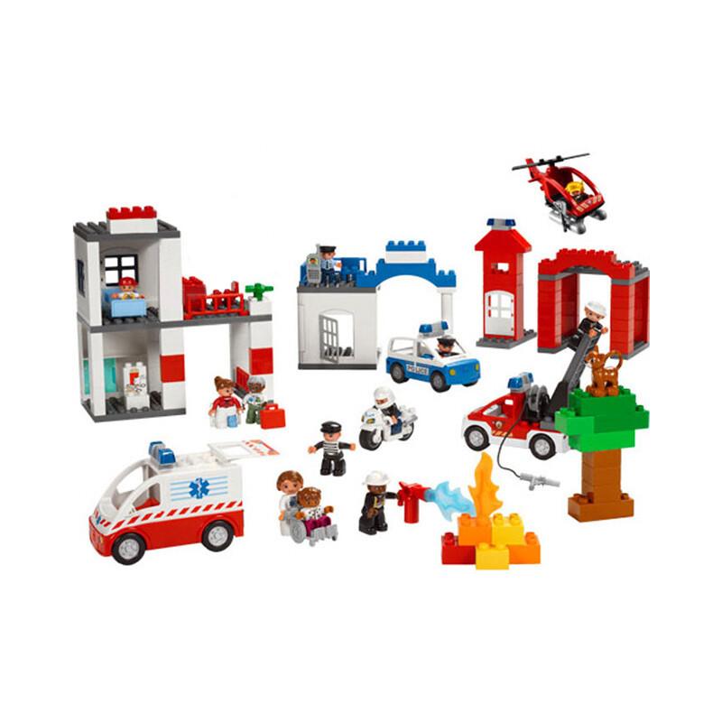 LEGO 9209 Службы спасения DUPLO