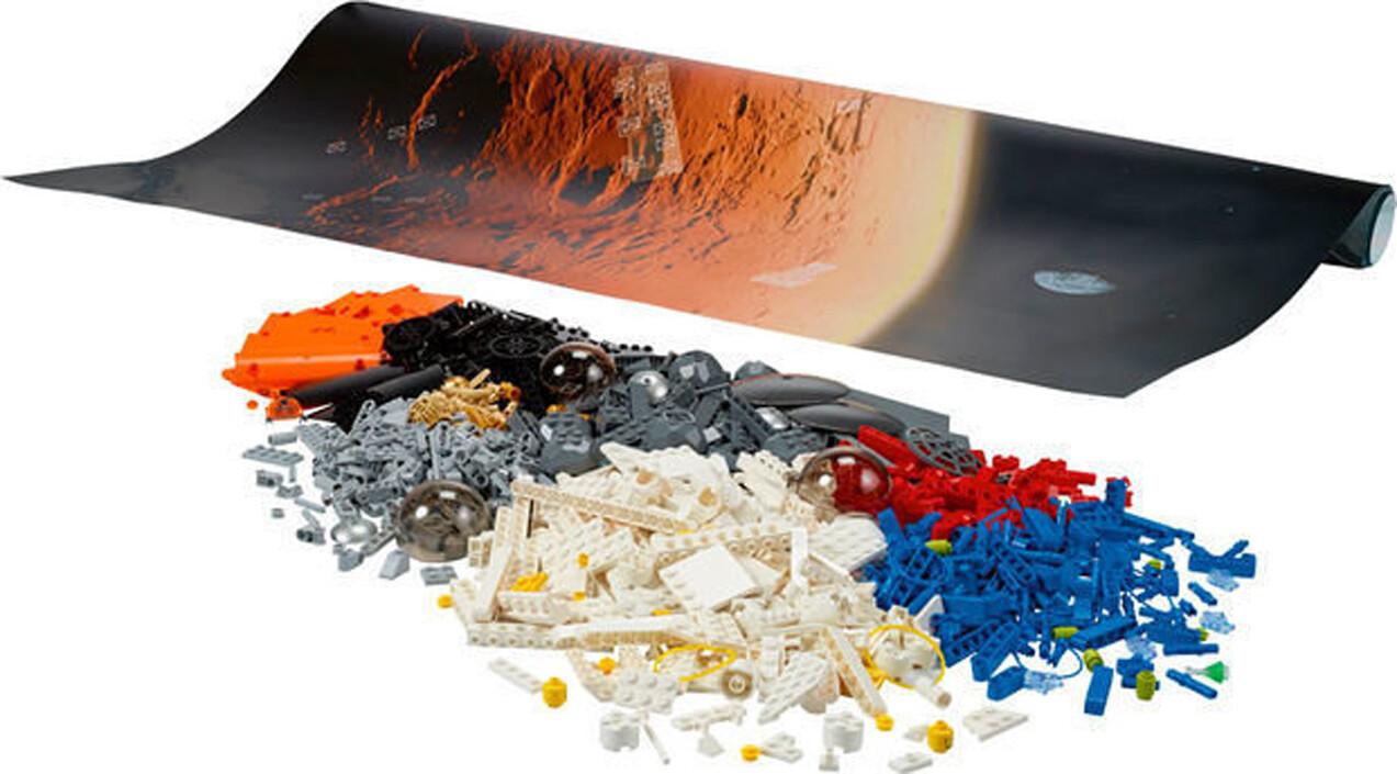 LEGO 45570 Дополнительный набор «Космические проекты EV3»