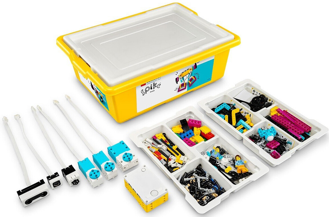 LEGO 45678 Базовый набор SPIKE™ Prime