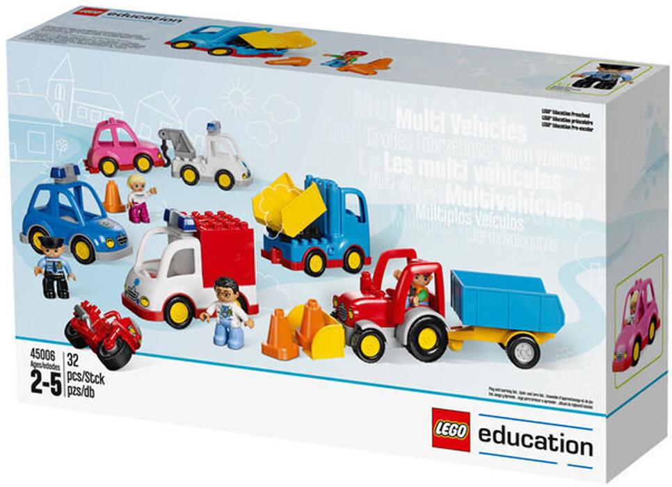 LEGO 45006 Муниципальный транспорт DUPLO
