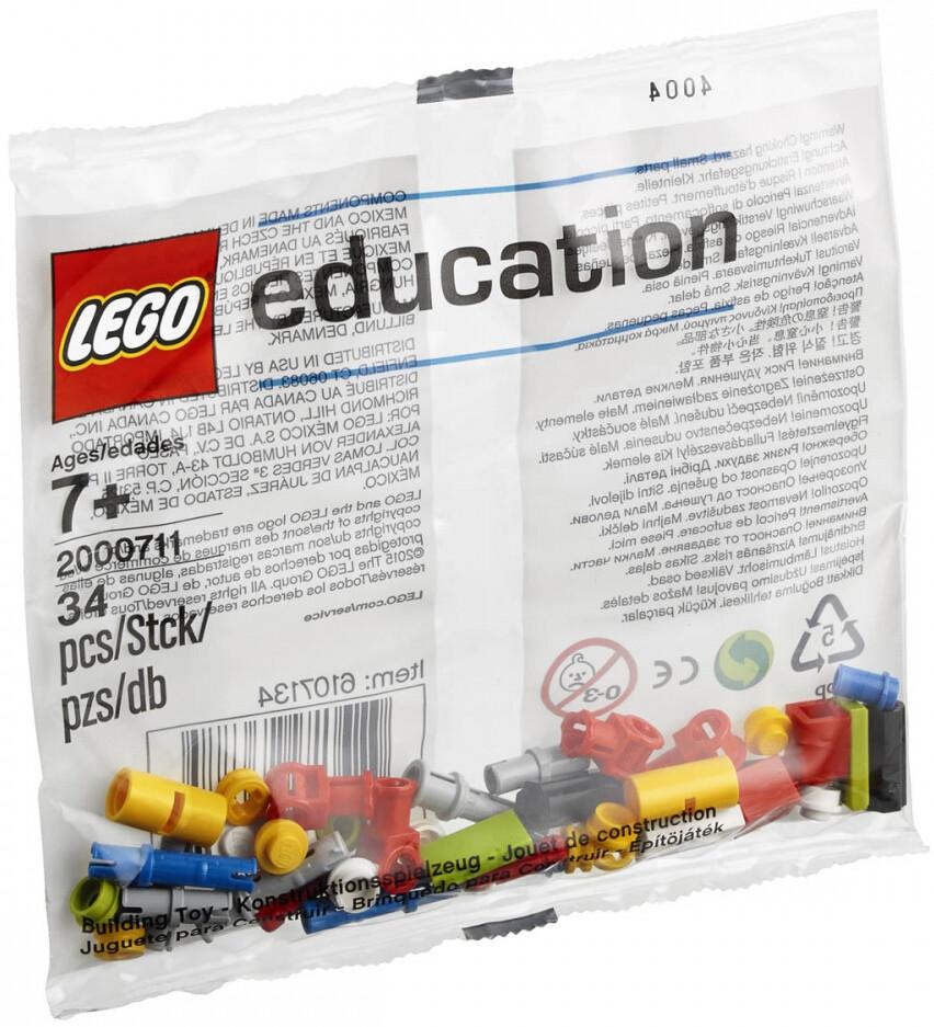 LEGO 2000711 Набор с запасными частями LE WeDo 2