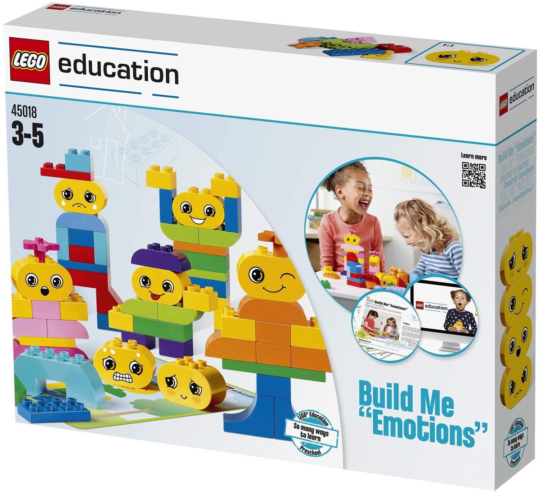 LEGO 45018 Эмоциональное развитие ребенка DUPLO