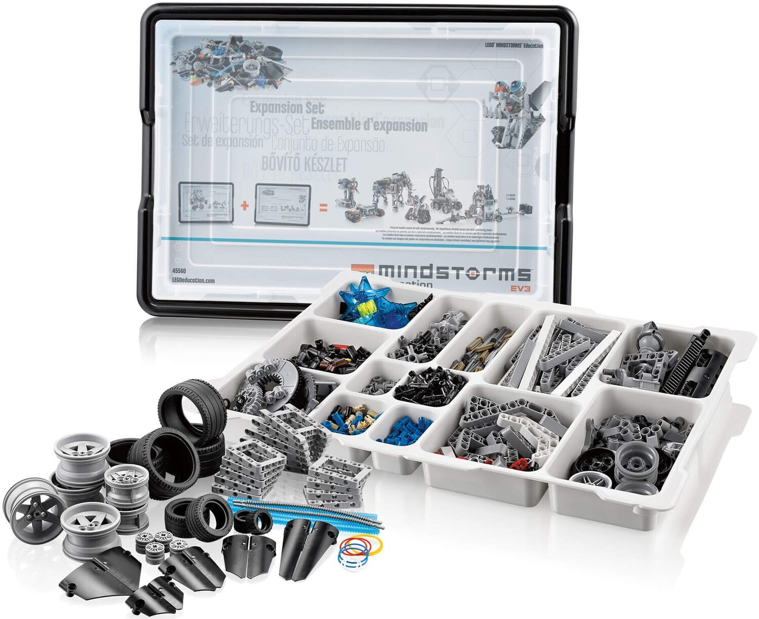 LEGO 45560 Ресурсный набор MINDSTORMS Education EV3