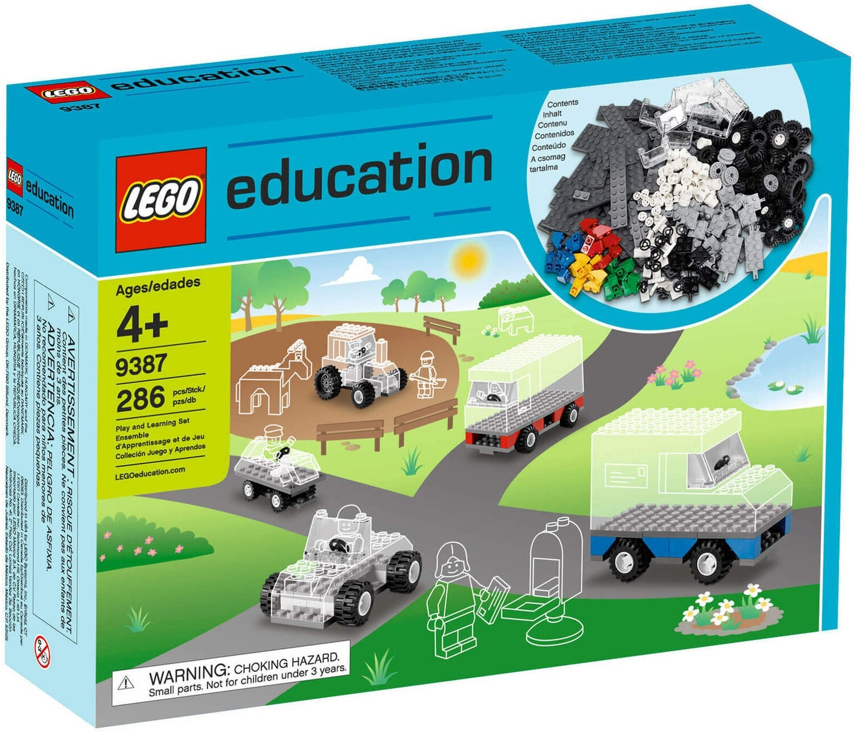 LEGO 9387 Колеса
