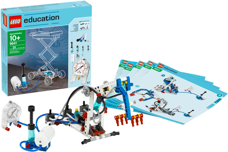 LEGO 9641 Образовательное решение «Пневматика»