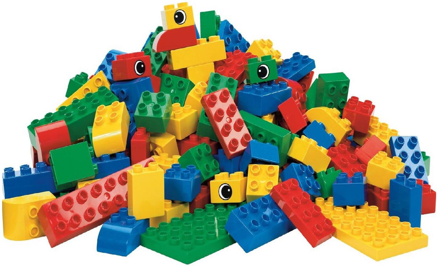LEGO 9027 Строительные кирпичики DUPLO