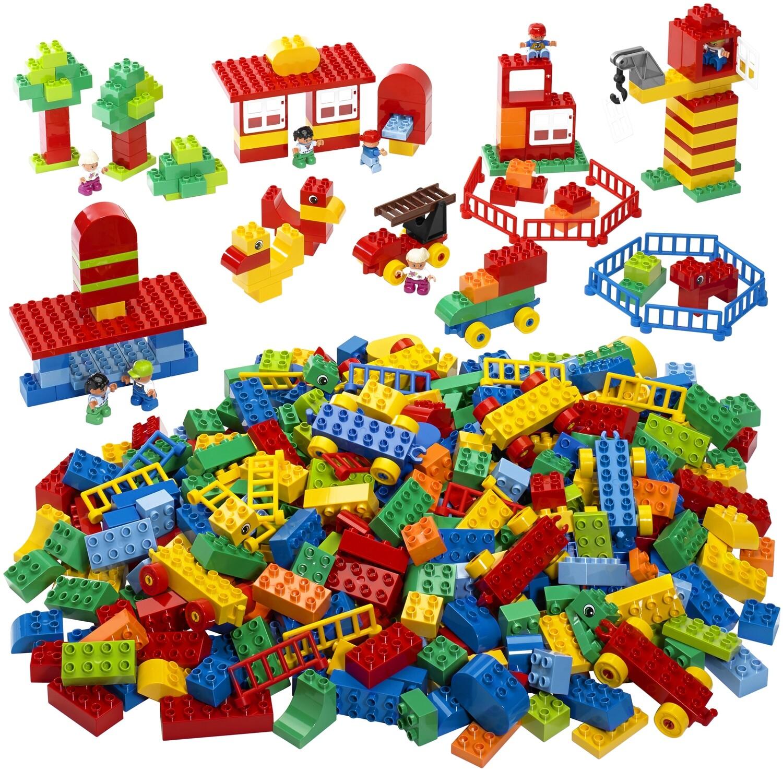 LEGO 9090 Гигантский набор DUPLO
