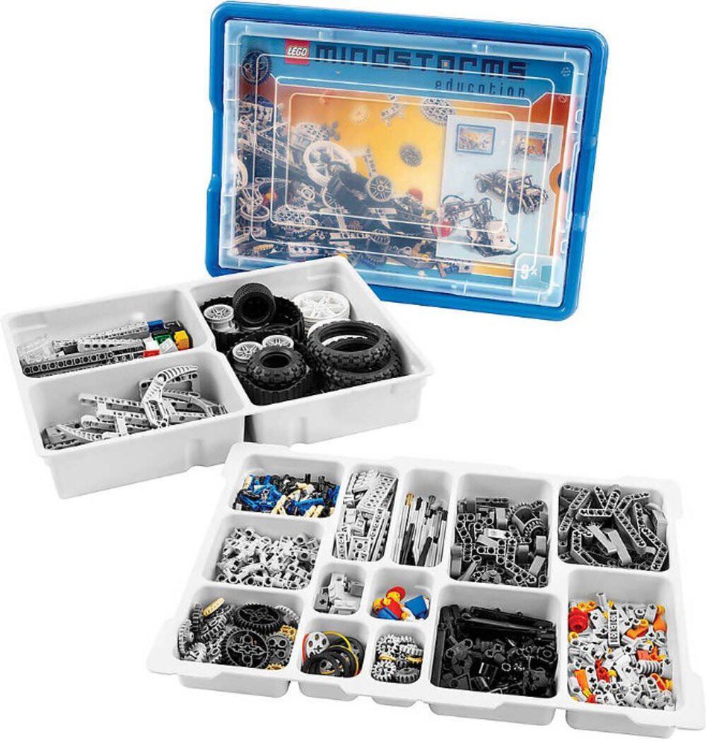 LEGO 9695 Ресурсный набор ПервоРобот MINDSTORMS Education NXT