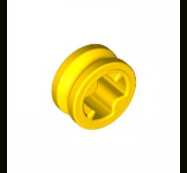 LEGO 4239601 1/2 Втулка (желтая)