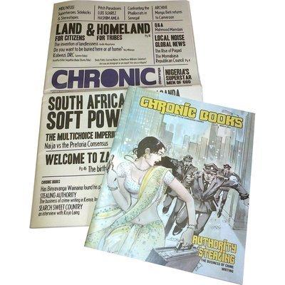 Chimurenga Chronic (April 2013)