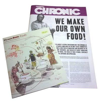 Chimurenga Chronic: We Make Our Own Food! (April 2017)