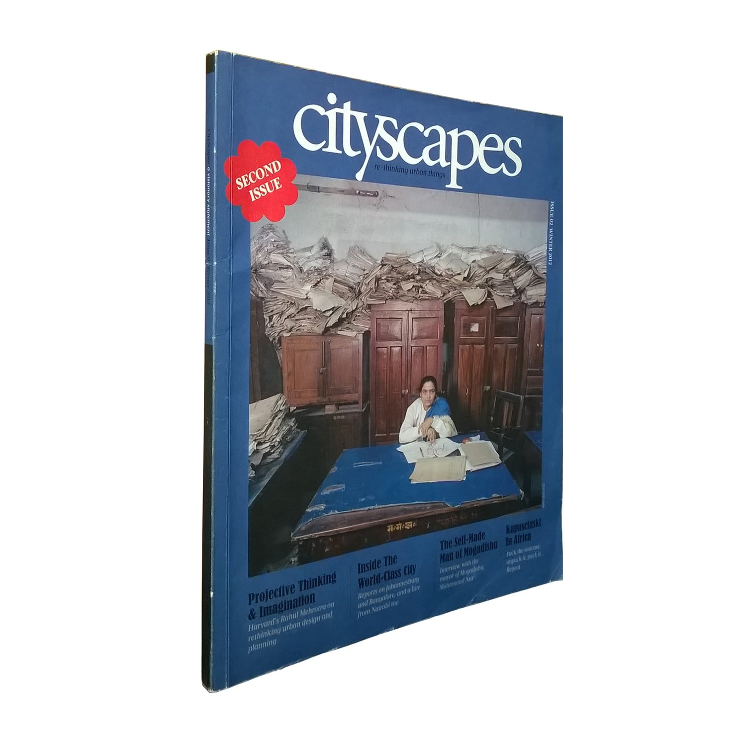 Cityscapes 2: Inside
