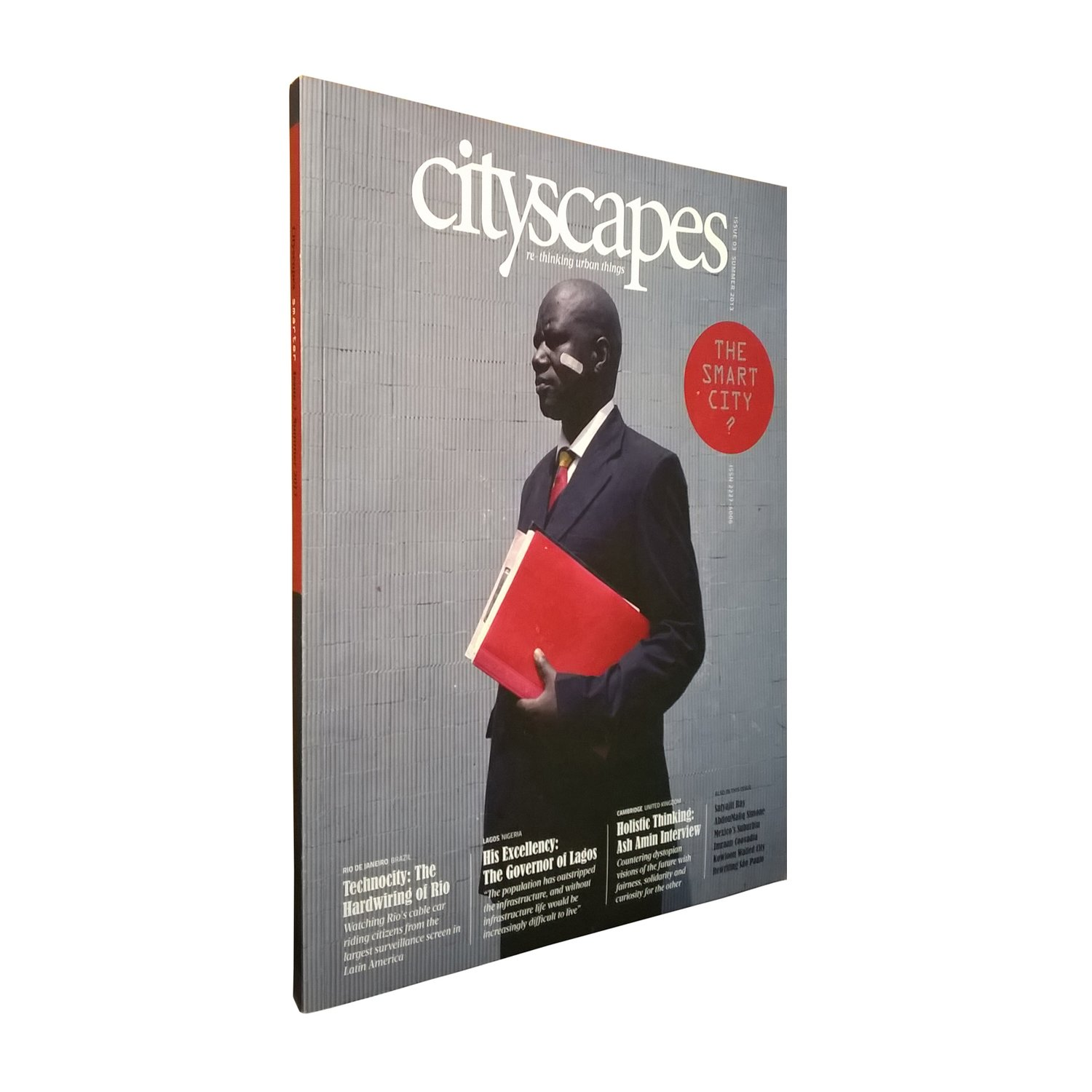 Cityscapes 3: The Smart City? (Africa Centre for Cities, Summer 2013)