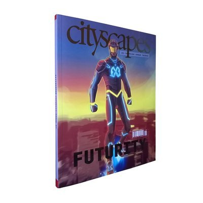 Cityscapes 7: Futurity (Africa Centre for Cities, December 2015)