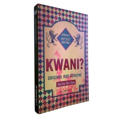 Kwani? Journal 5: Various Authors (Kwani? Trust, 2008)
