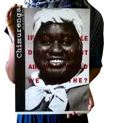 Chimurenga 5: Head/Body & (Tools)/Corpses (Cover Art Print)