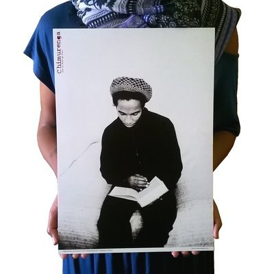 Chimurenga 6: The Orphans Of Fanon (Cover Art Print)