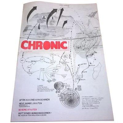 Chimurenga Chronic: German Special Edition (October 2016)