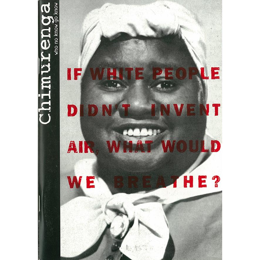 Chimurenga 05: Head/Body (& Tools)/Corpses  (April 2004) Digital