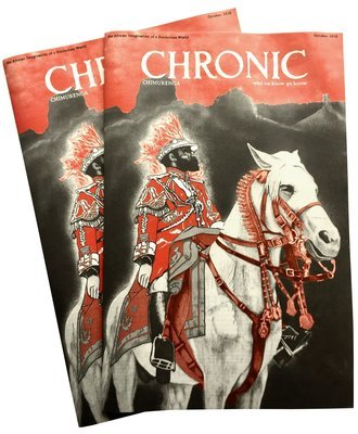Chimurenga Chronic: On Circulations and the African Imagination of a Borderless World (October 2018)