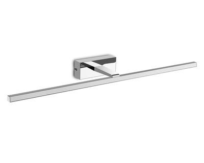 Yaque Wall Lamp, 12W LED, 4000K, 840lm, Polished Chrome, IP44, 3yrs Warranty