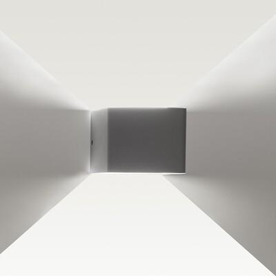 otto kube LED wall lamp 3W 310lm 4000K