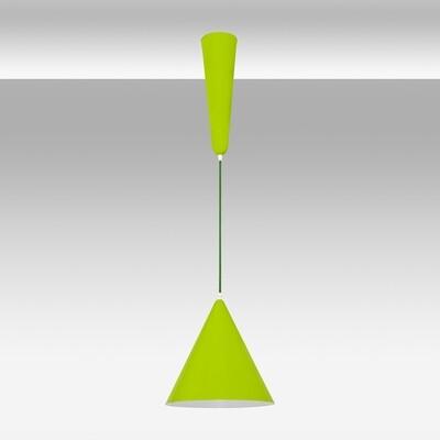 STIMMTS SO pendant luminaier 1xE27 froggy green