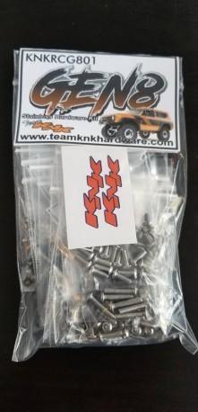 KNK RedCat Gen 8 Stainless Hardware Kit