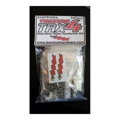 KNK Traxxas TRX4 Complete Stainless Hardware Kit
