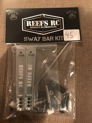 Reefs Sway Bar Kit (Silver)