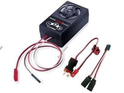 G.T. Power Car Engine Sound Simulator
