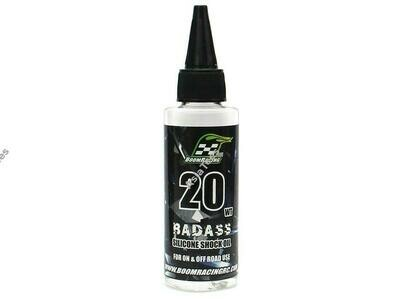 Boom Racing BADASS Silicone Shock Oil 20wt 60ml