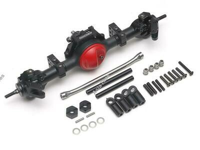 Boom Racing Complete Front Assembled BRX90 PHAT Axle Set w/ AR44 HD Gears (Prepay/Preorder)