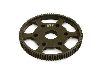 Integy Billet Machined Steel Spur Gear 87T for Redcat Everest Gen7 Pro C28329