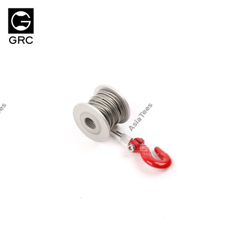 GRC 25T Servo Winch Drum