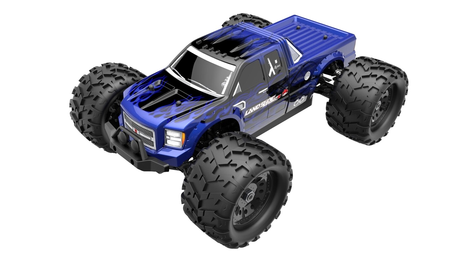 Redcat Racing Landslide XTE 1/8 Scale Brushless Electric Monster Truck (Batteries & Charger NOT Included)