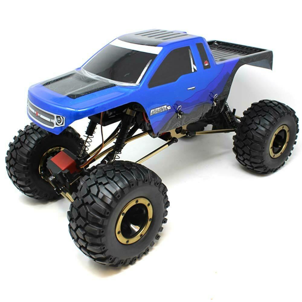 Redcat Racing Everest-10 1/10 Scale Crawler (Blue)