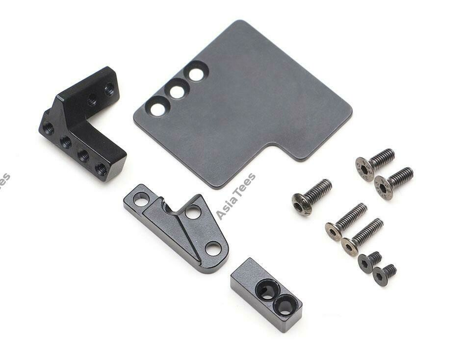 Boom Racing Forward ESC Mounting Plate for BRX01