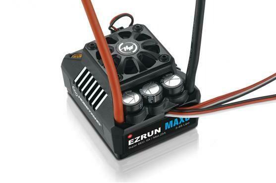 Hobbywing EZRUN MAX6 ESC (3S-8S)