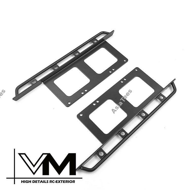 VM Tube Silder (Black) for Boom Racing BRX01