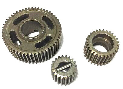 Redcat Racing 13859 - STEEL TRANSMISSION GEAR SET FOR EVEREST GEN7 & EVEREST-10 VEHICLES